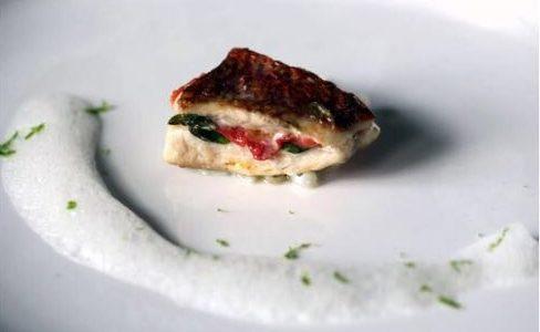Unconventional sandwich