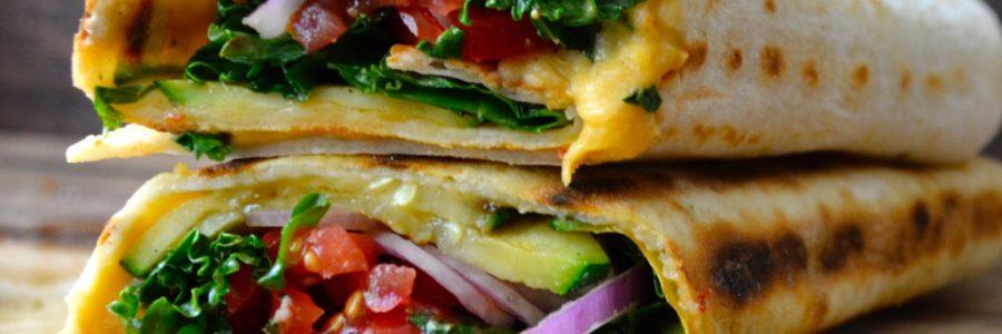 Veggie burrito Messico/Romagna